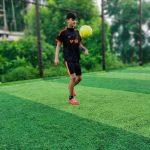 چمن فوتبالی ورزشی ورزشگاه