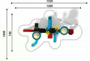 تجهیزات زمین بازی کودکان