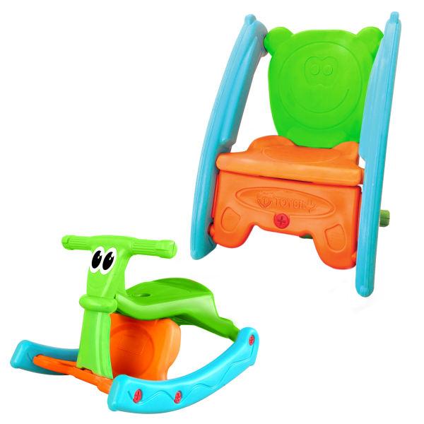 صندلی تعادلی دوکاره کودک